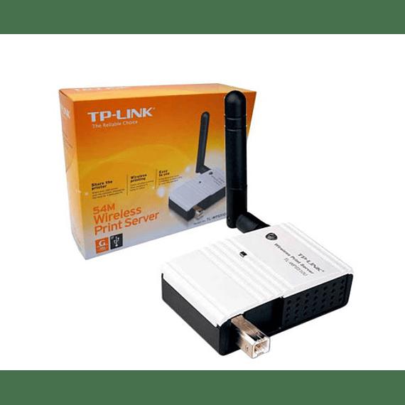 PRINT SERVER TPLINK TL-WPS510U USB