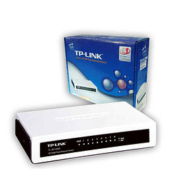 SWITCH TP-LINK 08B TLSF1008D TW