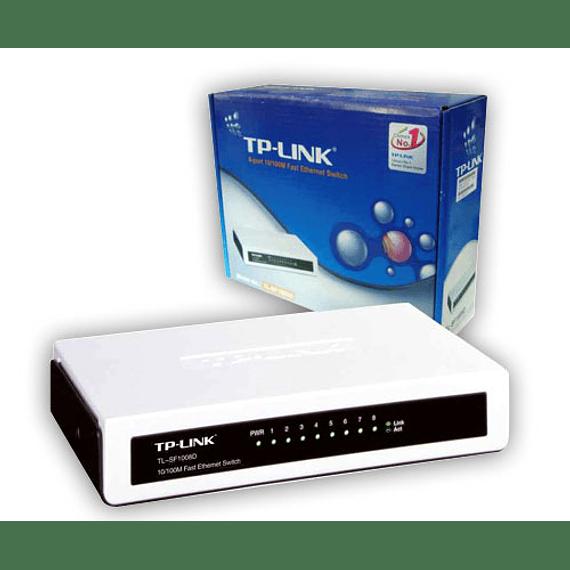 SWITCH TP-LINK 08B TLSF1008D TW
