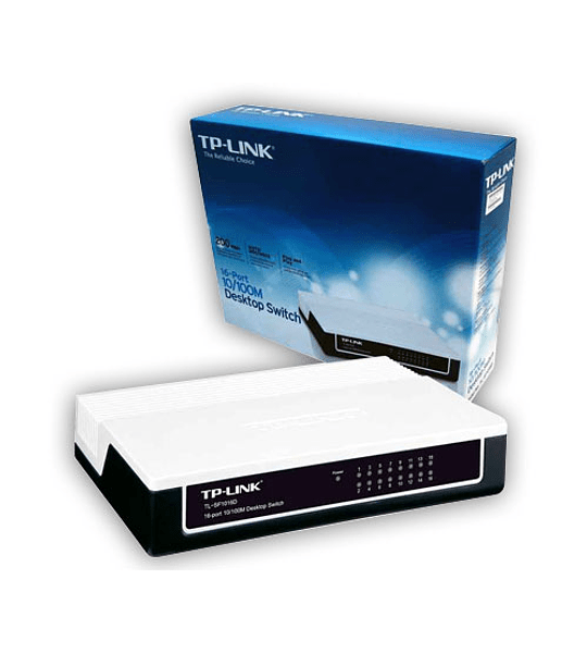 SWITCH TP-LINK 16B TLS1016D TW