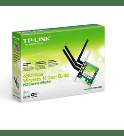 T. RED TPLINK PCIEXP TL-WDN4800 LP
