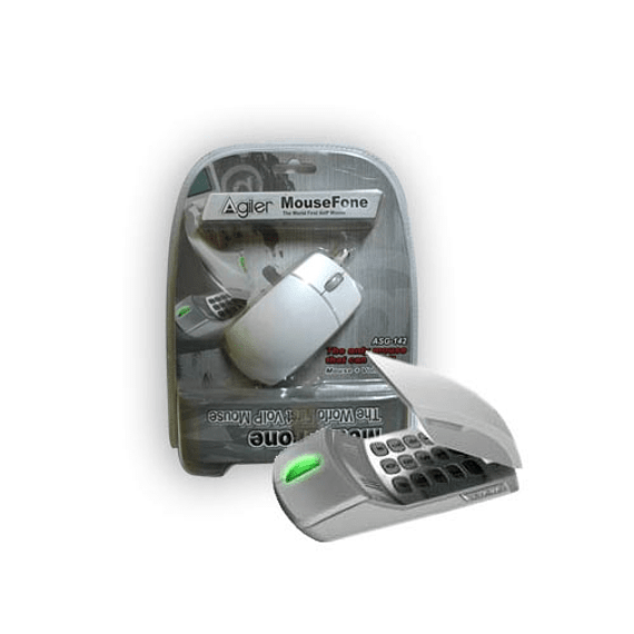 MOUSE TELEFONO USB OPTIC BEIGE TREE