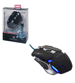 MOUSE ULTRA USB X10 GAMER TECHNOL