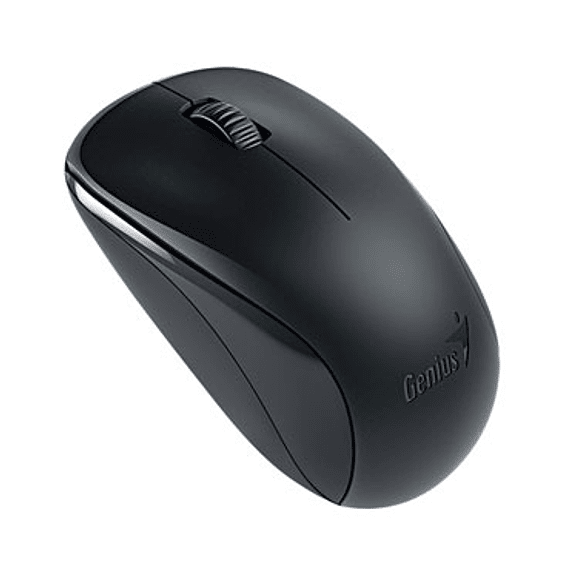 MOUSE WIREL GENIUS USB NX7000 BLACK