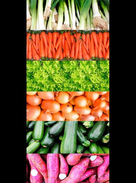 Cabaz de Legumes