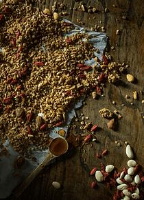 Granola de Goji e Amêndoa Biológico 425gr