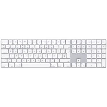 Teclado Apple Magic Keyboard con Keypad numérico (Español) / Plata