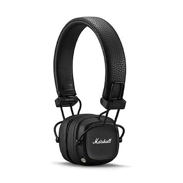 Audífonos On-Ear Bluetooth Marshall Major IV Negro (NUEVO LANZAMIENTO)