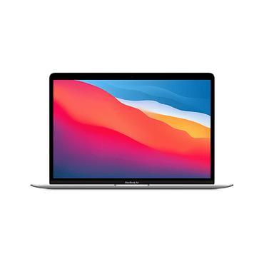 13-inch MacBook Air: Apple M1 chip with 8-core CPU and 7-core GPU, 256GB / Plata