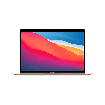 13-inch MacBook Air: Apple M1 chip with 8-core CPU and 7-core GPU, 256GB / Oro