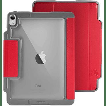 Funda folio atlas para iPad 12.9 STM red