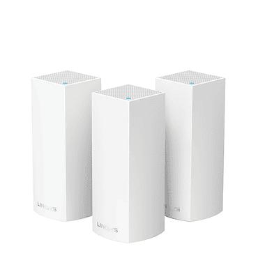 Sistema Wi-Fi en malla Linksys Velop tribanda 3 nodos