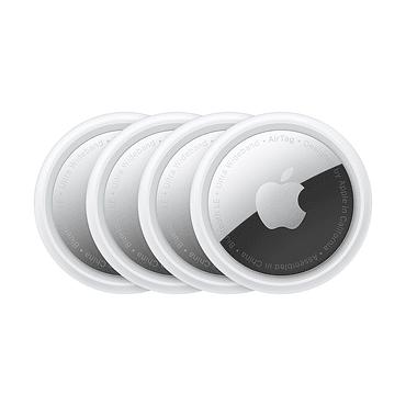 AirTag Apple pack 4 (Lanzamiento)