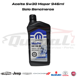 Aceite MOPAR MaxPro 5w30 946ml