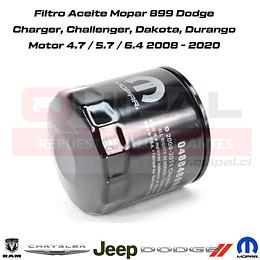 Filtro de Aceite Original Mopar 899AC