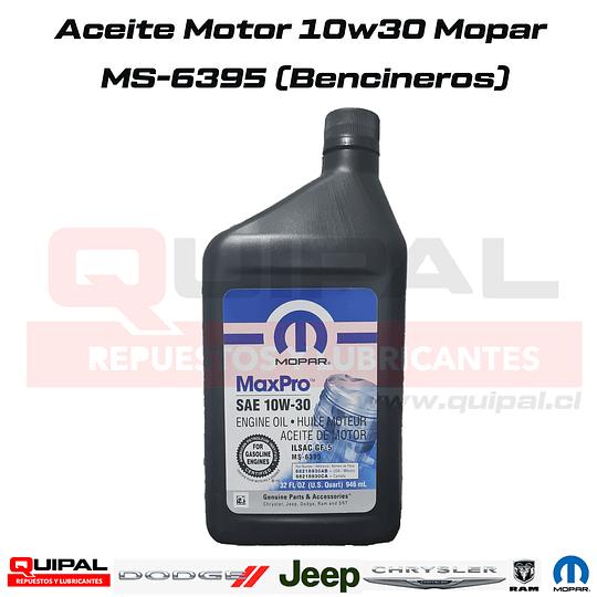Aceite MOPAR Maxpro 10w30 946ml