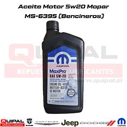 Aceite MOPAR MaxPro 5w20 946ml
