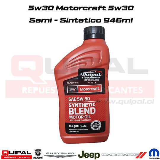 5w30 Motorcraft Semi-Sintético 946ml