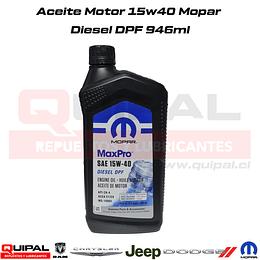 15w40 Mopar DPF Diesel 946ml