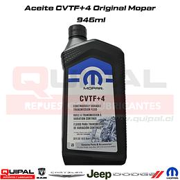 Aceite Caja CVTF+4 Original Mopar 946ml