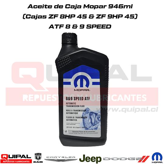 Aceite ATF 8 & 9 Speed Mopar