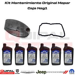 Kit Mantención Original Caja Mopar NAG1