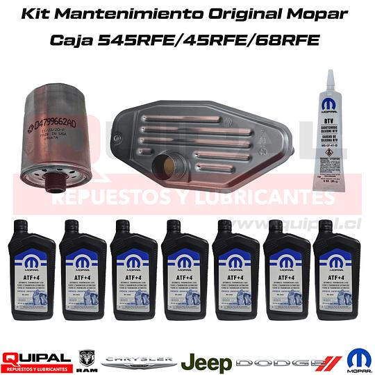 Kit Mantenimiento Caja Mopar 545RFE/45RFE/68RFE