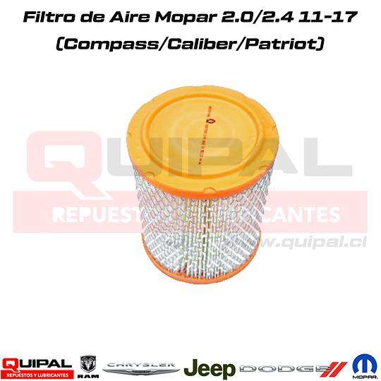 Filtro de Aire Original Mopar Jeep Compass 2.0/2.4 2011-2017