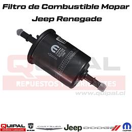 Filtro de Combustible Mopar Jeep Renegade 1.8 2016 - 2020