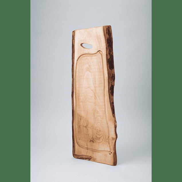 Tabla madera rústica gourmet Tolhuaca de 70cm