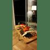 Tabla madera rústica gourmet Corcovado de 60cm