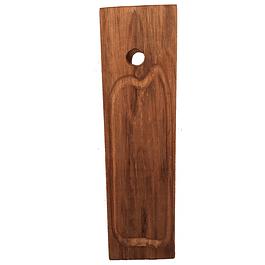 Tabla madera rústica gourmet  Huerquehue de 50cm