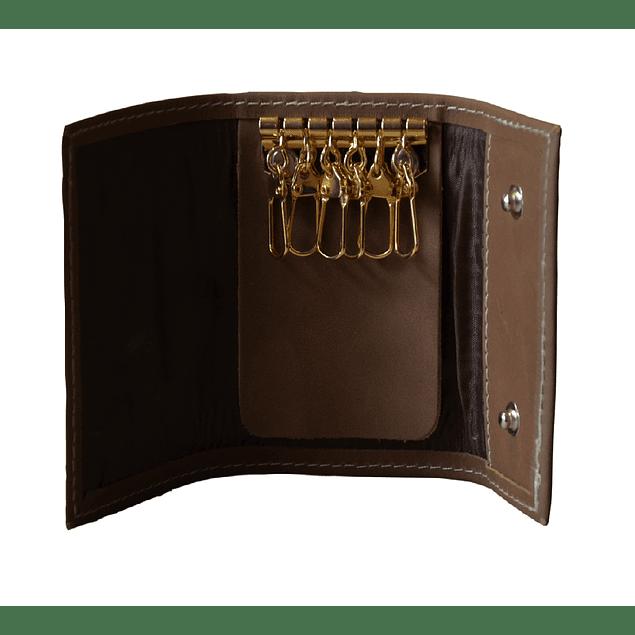 Organizador porta llaves hecho a mano