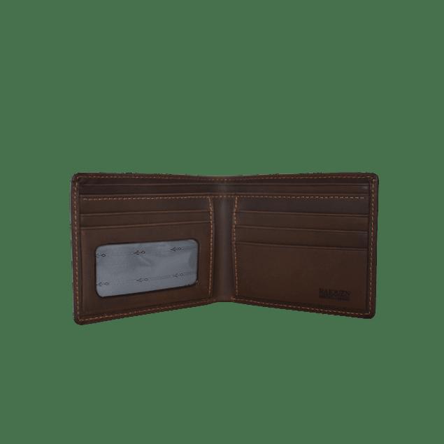 Billetera Yelco de Cuero hecha a mano