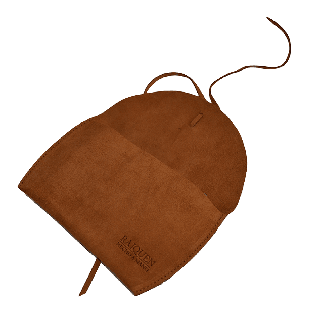 Tabaquera multifuncional cuero reno