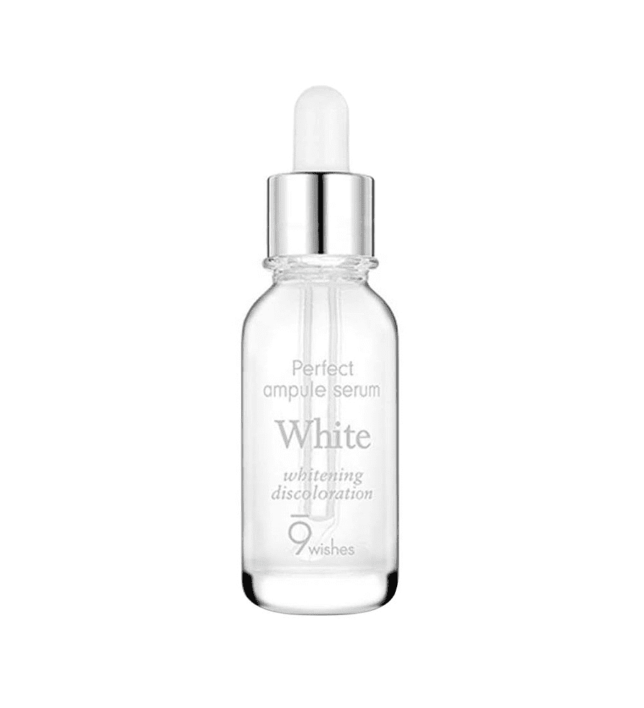 9Wishes Miracle White Ampoule Serum 25ml