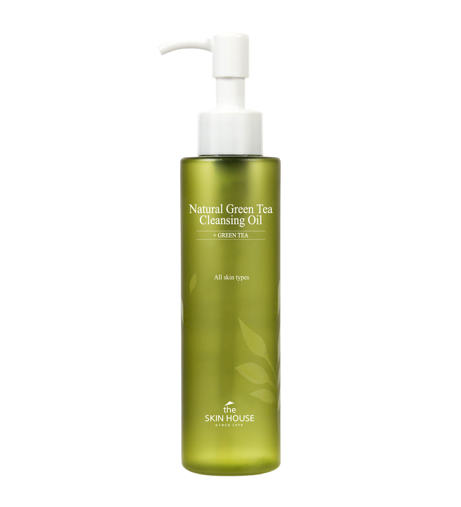 The Skin House Natural Green Tea Cleansing Oil 150ml