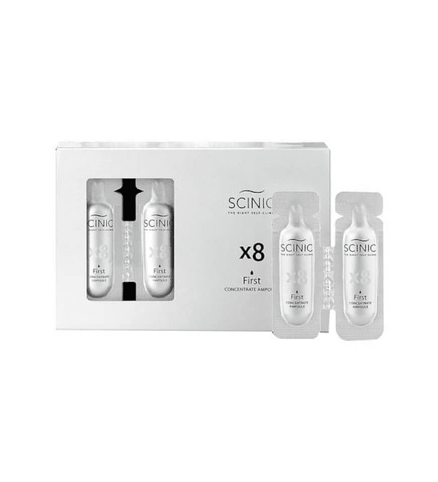 Scinic First Concentrate Ampoule 1ml x 28 unidades.