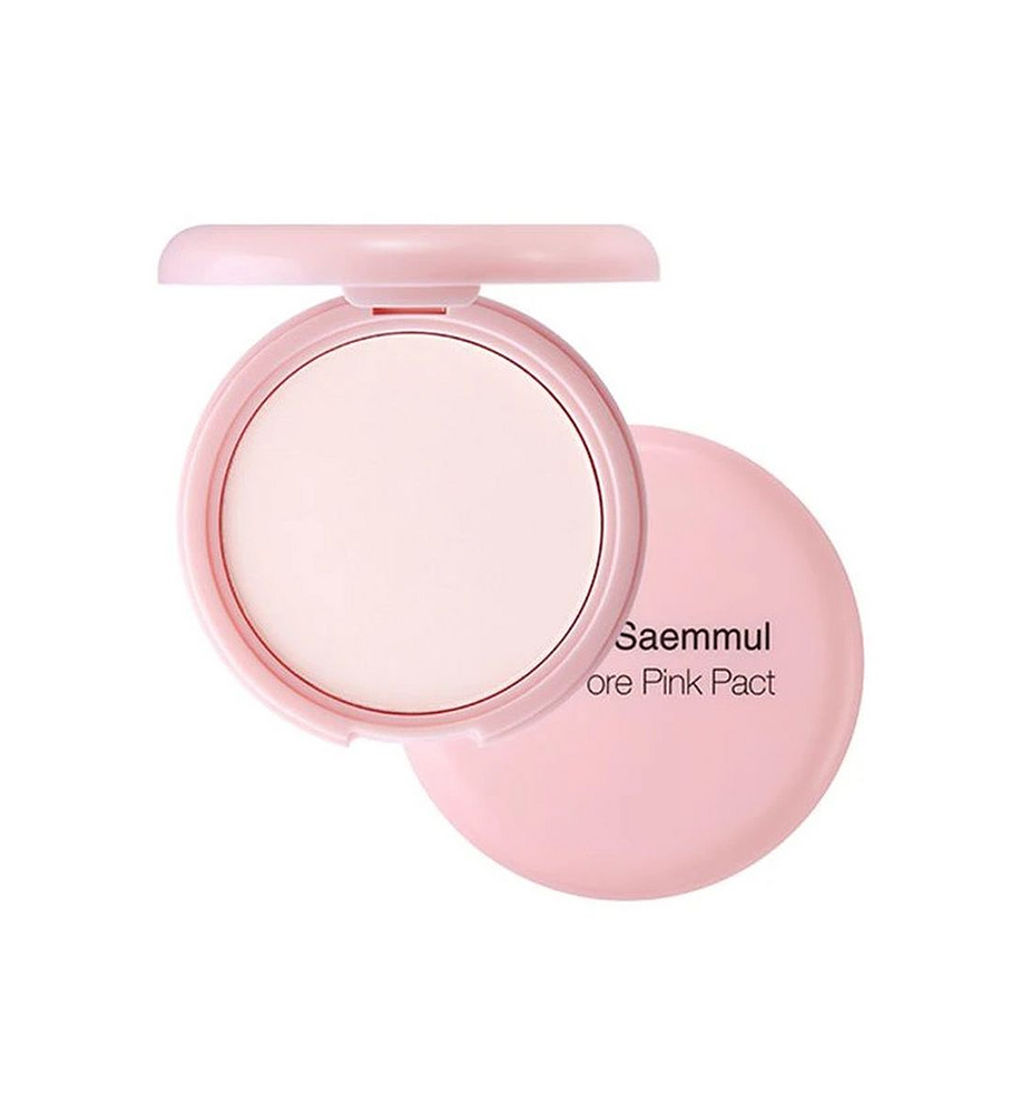 The Saem Perfect Pore Pink Pact 11g