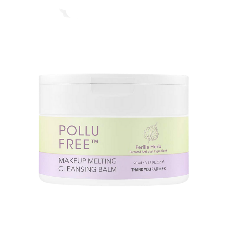 Thank You Farmer Pollufree™ Makeup Melting Cleansing Balm 90ml