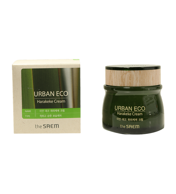 The Saem Urban Eco Harakeke Cream 60ml