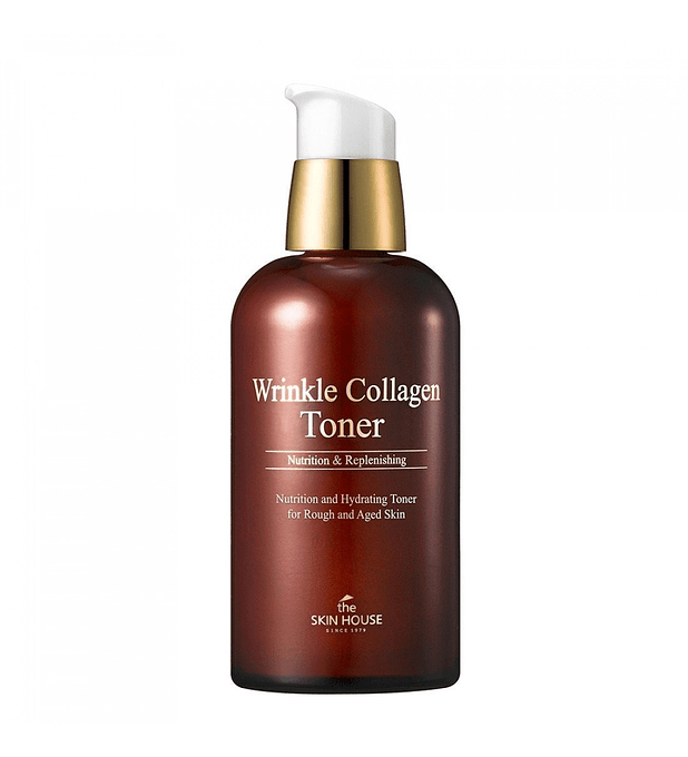 The Skin House Wrinkle Collagen Toner 130 ml