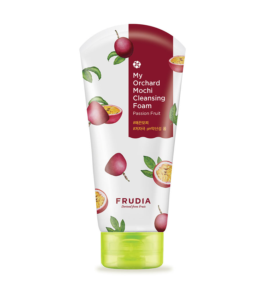 Frudia Passion Fruit Cleansing Foam 120ml