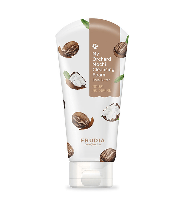 Frudia Shea Butter Cleansing Foam 120ml