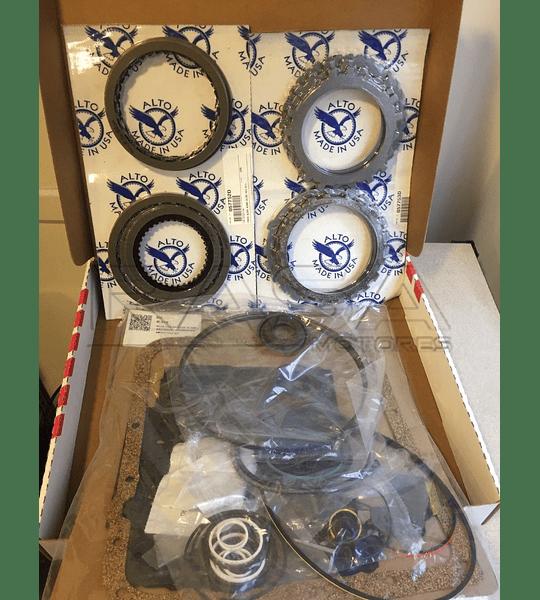 Kit Para Reparación De Caja Automática 4l60e - 4l70e  2004
