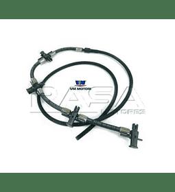 Línea Retorno Inyectores Jeep Wrangler / Cherokee Diesel 2.8