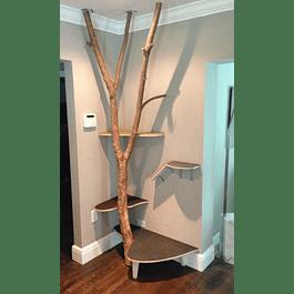 Árbol tronco natural 2.30 metros