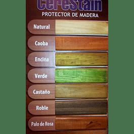 Protector de madera