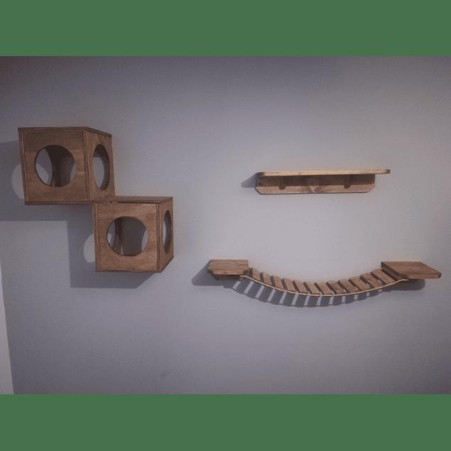 Set de pared # 6