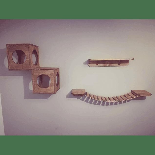 Set de pared #6 pequeño